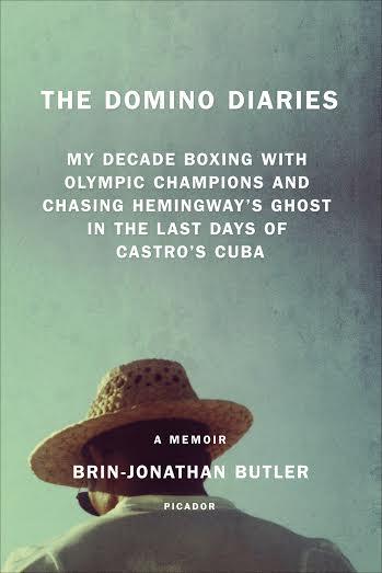 Brin-Jonathan Butler's new memoir.