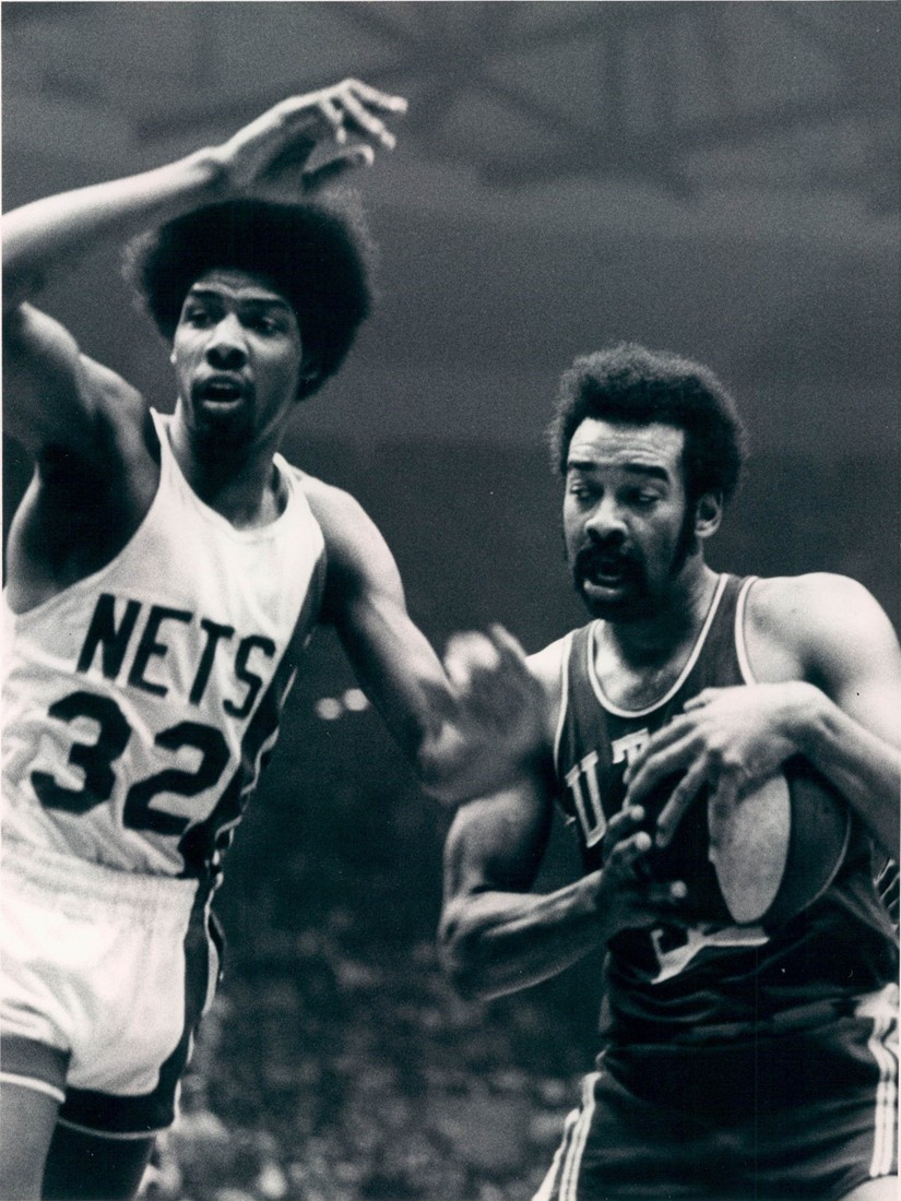 Willie Wise:  a defender of the ABA's legacy, a staunch supporter of the players' pension fight