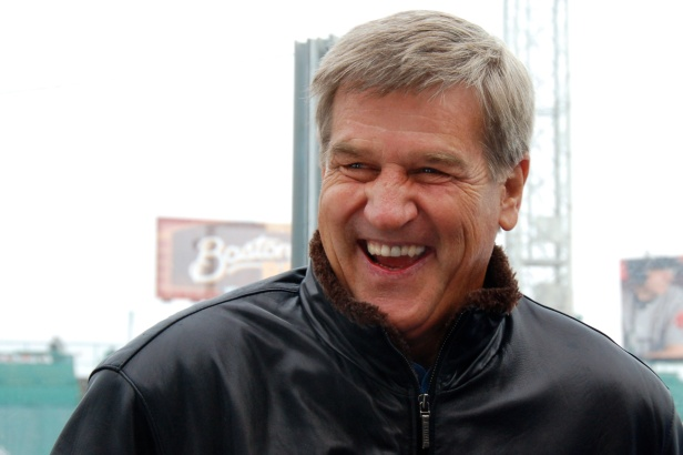 The great Bobby Orr loving it